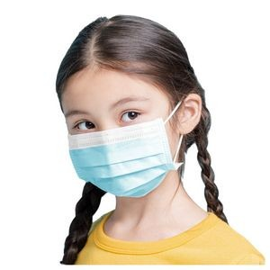 3-Ply Disposable Child Face Mask ( Kids Ages 4-12 ) - Level 1 ASTM